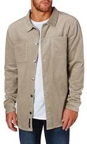 Rusty Shirts Buzzed Long Sleeve Shirt - Light Fennel