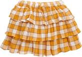 Seed Heritage Gingham Tier Skirt