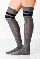 Urban Outfitters Ribbed Thigh High Sock