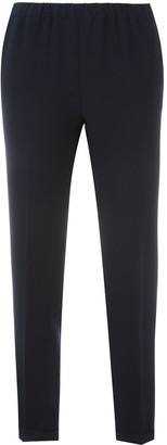 Alberto Biani Colour Block Straight Trousers