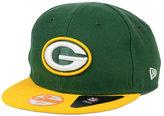 New Era Babies' Green Bay Packers My 1st 9FIFTY Snapback Cap
