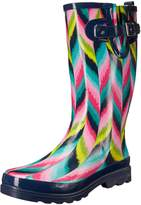 Western Chief Women's Ikat Twist Rain Boot