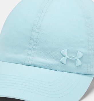 Under Armour Women's UA Armour Washed Cap