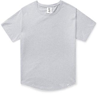Les Girls Les Boys Melange Cotton-Jersey T-Shirt