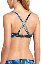 Athleta Blue Mystique Twister Bikini