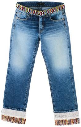 Alanui Blue Jeans