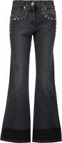 Sonia Rykiel Embellished mid-rise bootcut jeans