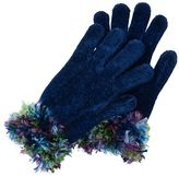 Croft & Barrow® Marled Feather Chenille Gloves