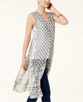 INC International Concepts I.n.c. Printed Tunic, Created for Macy's