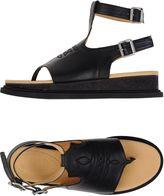 Maison Margiela Toe strap sandals