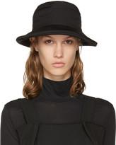 Yohji Yamamoto Black Slouchy Hat