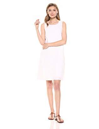 28 Palms 100% Linen Shift Dress Casual,US M (EU M - L)