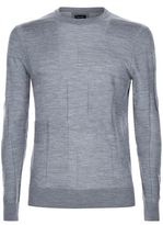 Armani Jeans Tonal Shapes Knit