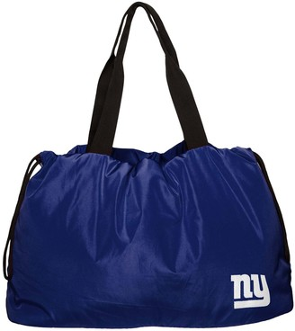 Women's New York Giants Cinch Tote Bag