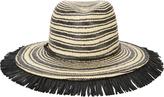 Yestadt Millinery Somba Raffia Fringe Hat