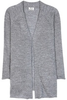 Acne Studios Joya Alpaca And Wool Cardigan