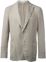 Boglioli two button blazer - men - Silk/Cupro/Virgin Wool - 48