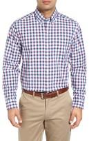 Cutter & Buck Men's Hacienda Check Sport Shirt
