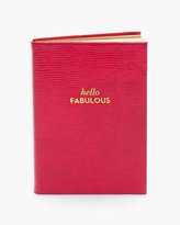 Chico's Hello Fabulous Notebook