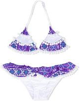 Mc2 Saint Barth Kids - Bonny bikini set - kids - Polyamide/Spandex/Elastane - 14 yrs