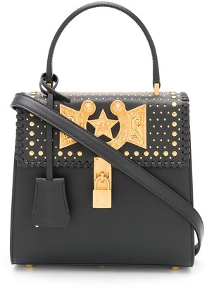Versace Icon Western tote bag