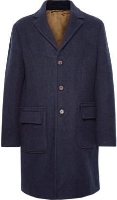 Aspesi Virgin Wool Overcoat