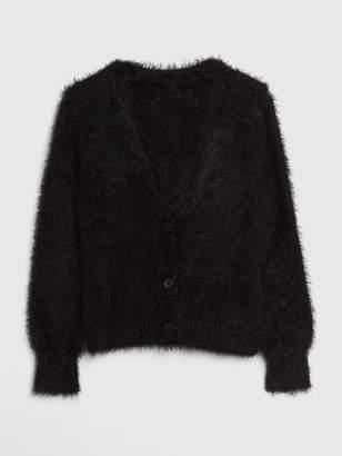 Gap Kids Fuzzy Cardi Sweater