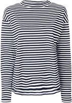 MiH Jeans Seberg Breton sweatshirt