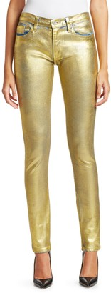Tre By Natalie Ratabesi The Gold Edith Skinny Pants