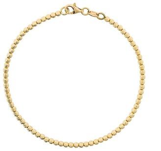 Carolina Bucci 18kt yellow gold Disco Balll bracelet