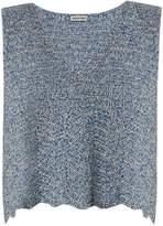 Rachel Comey Hewson V-neck crochet top