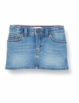 Tommy Hilfiger Girls Selena Denim Skirt Fiamc