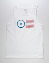 RVCA Opposite Objects Mens Tank