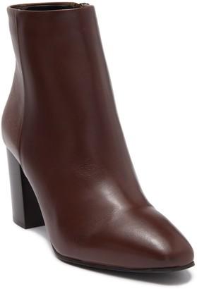 Aquatalia Florita Leather Bootie