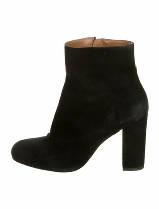IRO Suede Boots Black