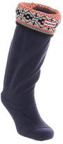 Hunter Fleece Welly Socks