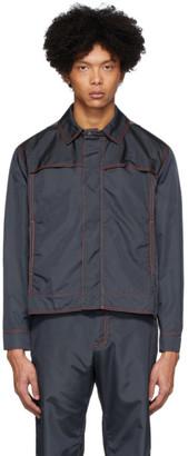 AFFIX Navy 30.WT Jacket