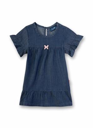 Sanetta Baby Girls' Kleid Aus Webstoff Dress