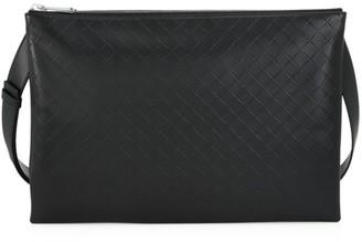 Bottega Veneta Maxi Leather Crossbody Bag