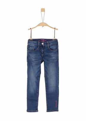 S'Oliver Girl's 53.908.71 1/350 Trouser
