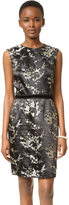 Marc Jacobs Sleeveless Jacquard Dress