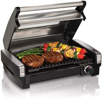Hamilton Beach Searing Grill with Viewing Window and Removable Plates 25361C