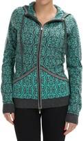 Neve Sicily Ultrafine Merino Wool Hooded Sweater (For Women)
