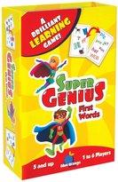 Blue Orange Games Super Genius first Words Game