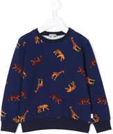 Paul Smith Animal print sweatshirt