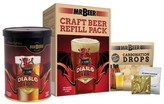 Mr. Beer Diablo IPA Craft Beer Making Refill Kit