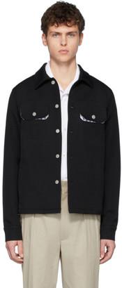 Maison Margiela Black Wool Jacket