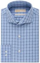 MICHAEL Michael Kors Non-Iron Plaid Dress Shirt