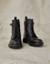 Belstaff FINLEY LEATHER BOOTS