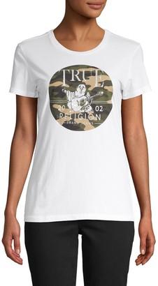 True Religion Graphic Cotton Tee